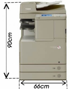 may scan mau a3, in mau a3