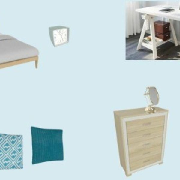 Thiết kế bản vẽ 2D & 3D | Room Styler - may in a3