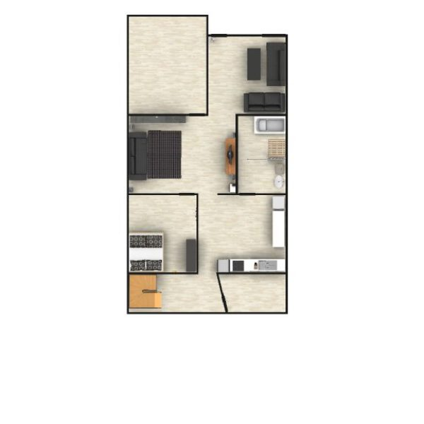 Thiết kế bản vẽ nhà 2D & phối cảnh 3D | Love My Home - may in a3